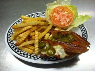 Picture of Ragin Cajun Chicken Sandwich