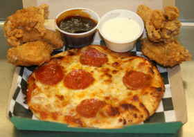 Picture of Pepperoni Pizza & Wings