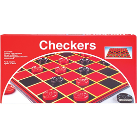 Picture of Checkers Board Game