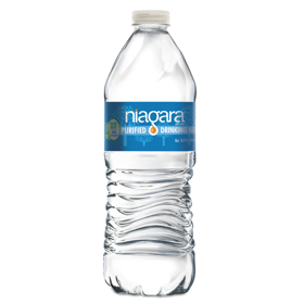 Picture of Niagara Bottled Water 16.9 ounce