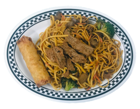 Picture of Steak Lo Mein