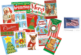 Picture of CHRISTMAS CARDS SET OF SIX